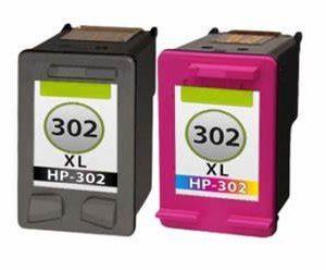 HP 302 Huismerk Cartridge