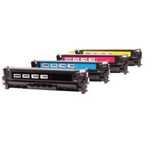 HP 304A toner set