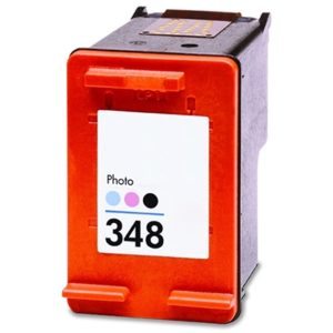 HP 348 Foto Huismerk Cartridge