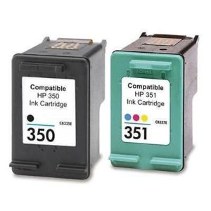 HP 350 - 351 Huismerk Cartridge