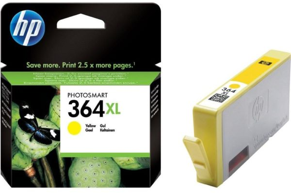 HP 364-XL Originele Cartridges