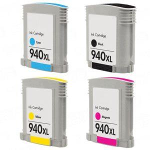 HP 940 XL set