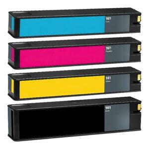 HP 981 Set compatibele