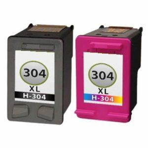 HP 304 XL Huismerk Cartridge