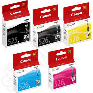 Canon 525/526