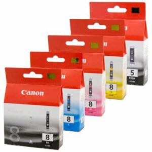 Canon 5/8 Set