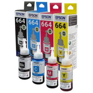 EPSON inkt T6641/T6642/T6643/T6644