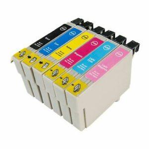 Epson T0801/T0806/T0807 Huismerk