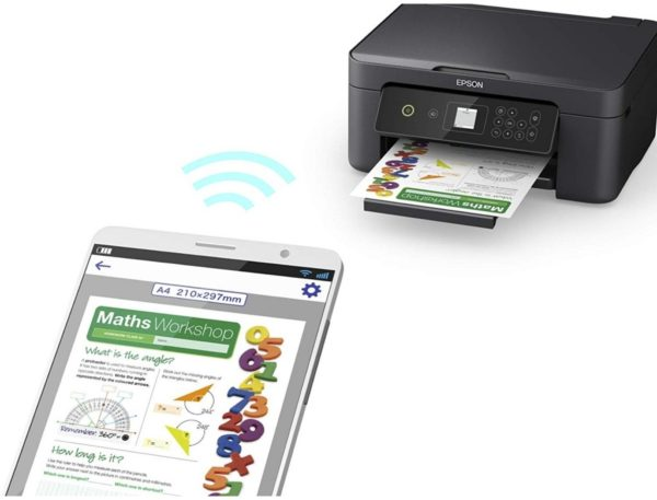 Epson Expression Home XP-3100-All-in-one Printer